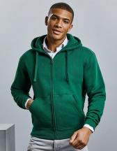 Men`s Authentic Zipped Hood Jacket