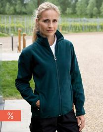 Women`s Osaka Combed Pile Soft Shell Jacket